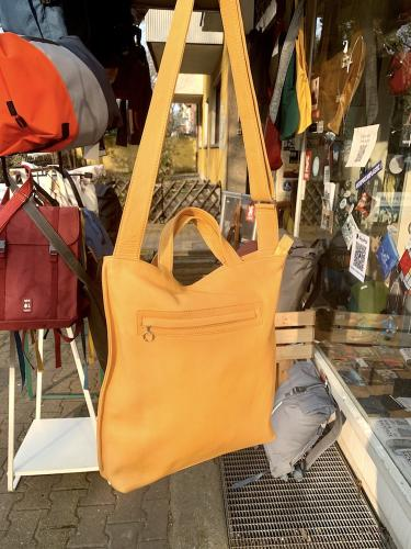 Harold`s Chacoral Shopper Large yellow