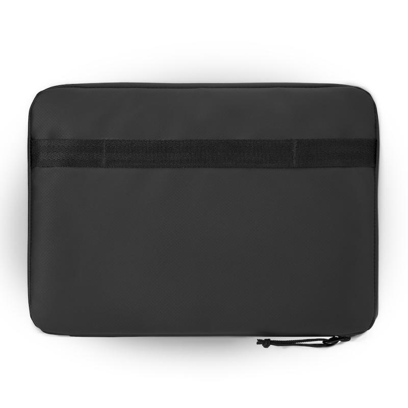 chrome medium laptop sleeve back