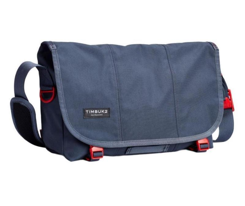 Timbuk2 Flight Classic Messenger Bag Medium | granite flame