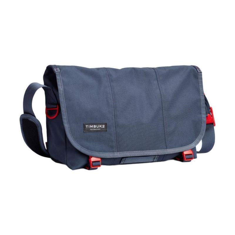 Timbuk2 Flight Classic Messenger Bag Small | granite flame