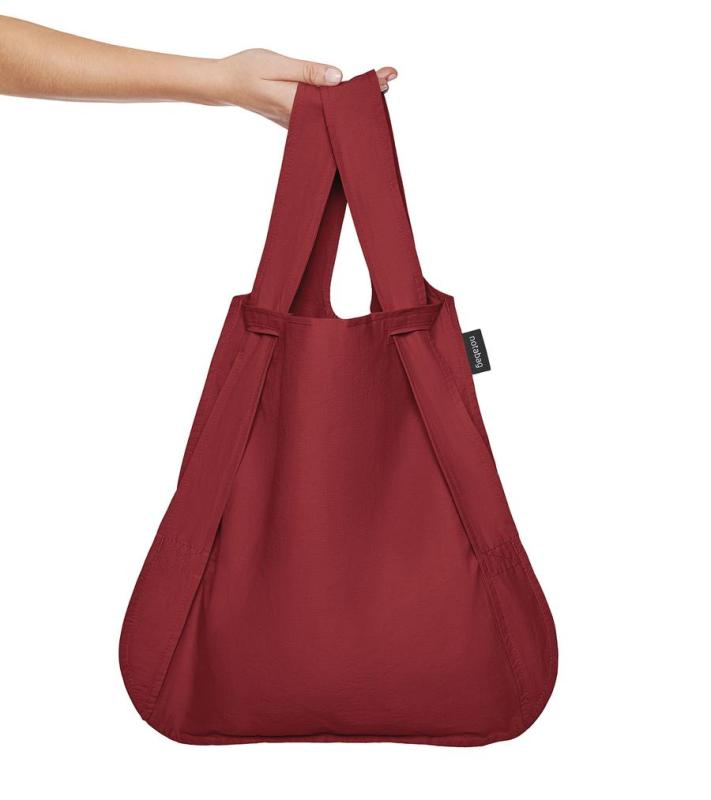 notabag red tasche