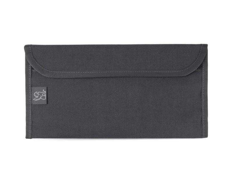 utility pouch large black